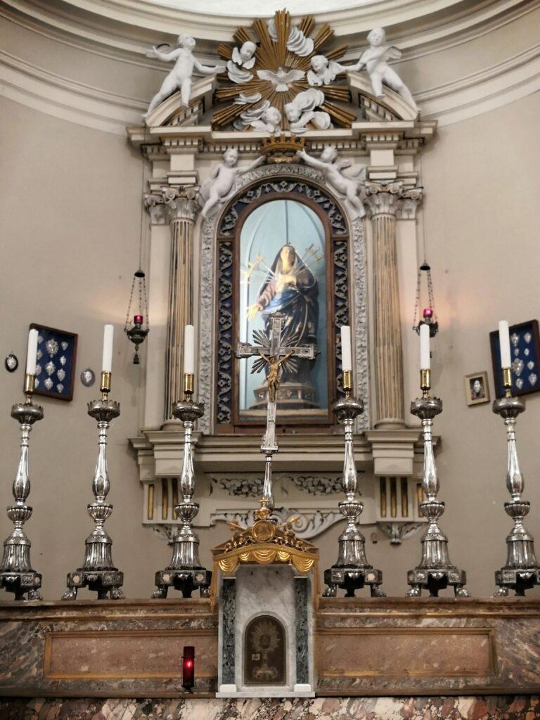 Festeggiamenti per la Beata Vergine Addolorata – settembre 2021